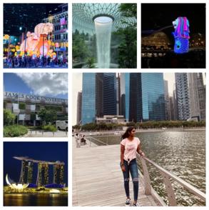[Translate to Österreichisch:] Zukunftstadt Singapur erleben im Auslandssemester an der James Cook University