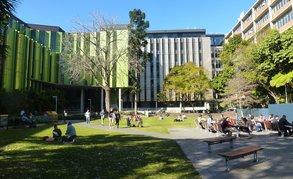 Die University of New South Wales in Sydney.
