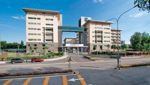 Auslandsstudium in Kuala Lumpur.