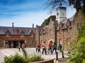 Über das Swansea College an die renommierte Swansea University - ohne Abitur