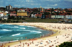 Sydney und Strand erleben im Auslandssemester an der UTS