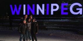Letzter Abend in Winnipeg