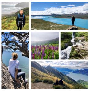 [Translate to Österreichisch:] Entdecke im Auslandssemester in Neuseeland wunderschöne Natur