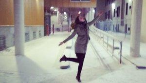 Mein geliebt gehasster Wintermantel macht auch Flashmobs mit
