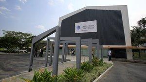 Auslandsstudium in Singapur.