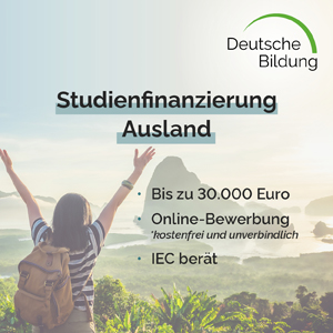 Deutsche Bildung Studienfinanzierung